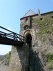Torbau der Burg Thurant