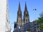 Kölner Dom Vorderansicht