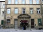 Bamberger Krippenmuseum: Das Bamberger Krippenmuseum wurde im Jahr 2001 eröffnet und baut auf den über die Stadt verstreuten Ausstellungen auf, die nur zur Weihnachtszeit der Öffentlichkeit zugänglich sind